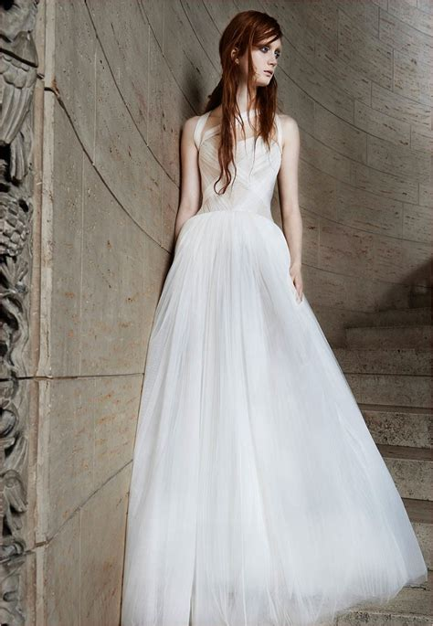 Brautkleider Vera Wang by Vera Wang Bridal 2015 Wedding Dresses