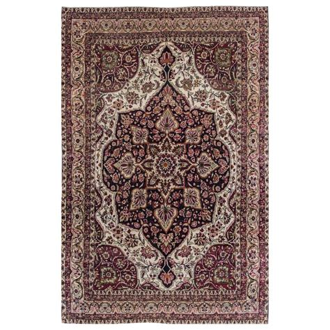 fantastic furniture rugs sale fantastic 1900 s antique kerman rug 8 1 quot x12 6 quot for sale at 1stdibs