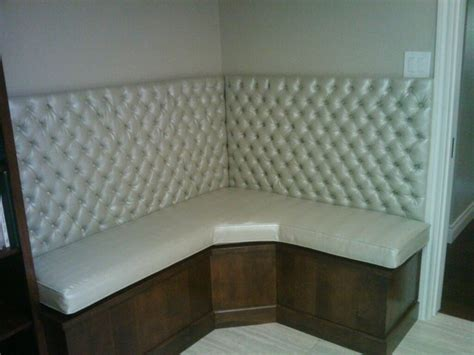 Ready Made Banquette Seating by Kitchen Banquette