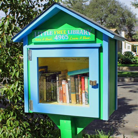 book it how to build a library in your front yard - Front Yard Library