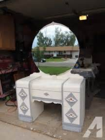 Vintage Vanity Table With Mirror For Sale Vanity With Mirror Dressing Table Dresser Shabby Chic