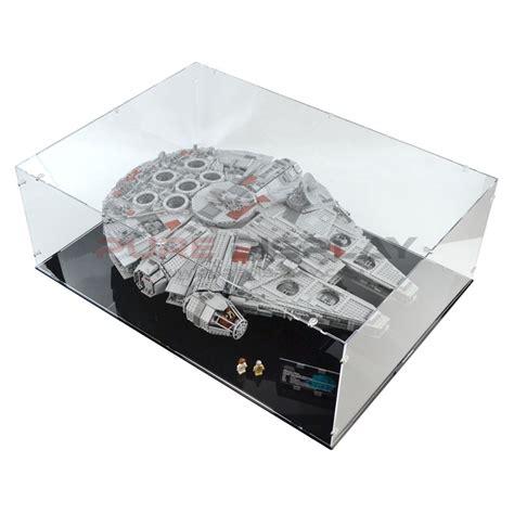 best lego millenium falcon lego 10179 ucs millennium falcon display display