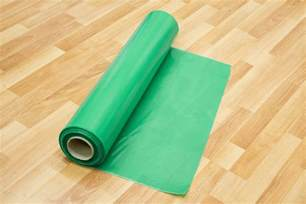can i use underlayment under vinyl flooring for warmth