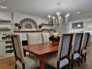 Hgtv Dining Tables Creating Country In The Suburbs Hgtv S