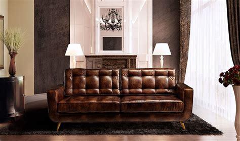 sofas de cuero 191 por qu 233 elegir un sof 225 de cuero para el sal 243 n