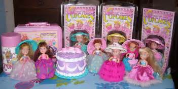 cupcakes dolls i had that lunchbox remember when