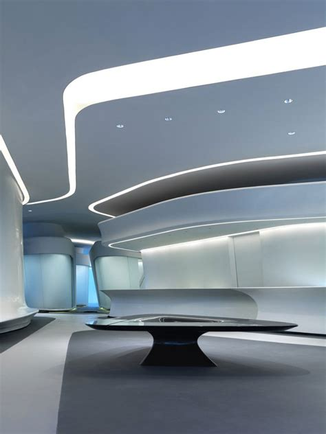 zaha hadid interior galaxy soho complex in beijing by zaha hadid video