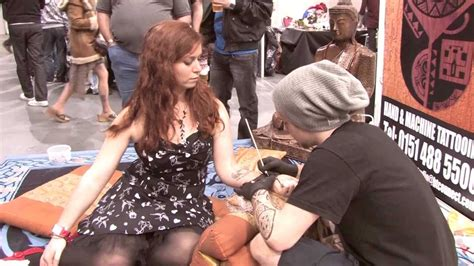 tattoo convention telford tattoo freeze 2012 convention highlights youtube