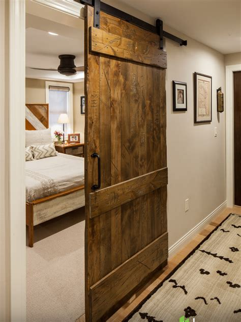 hanging barn door hanging barn doors home design ideas pictures remodel