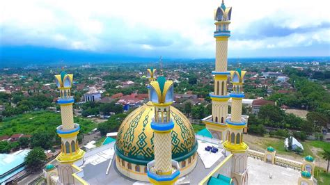 islamic center lombok part  youtube