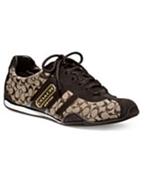 coach tennis shoes try coach tennis shoes from macy s