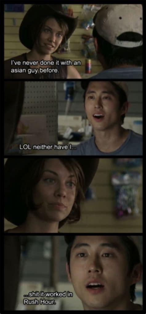 Glenn Walking Dead Meme - 34 hilarious walking dead memes from season 2 from dash