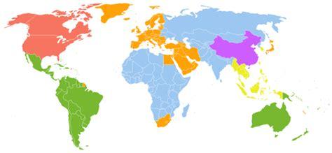 Concepto de Región   Geografía
