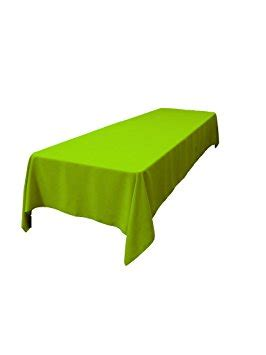 lime x net 60 quot x 120 quot linen lime green rental plus
