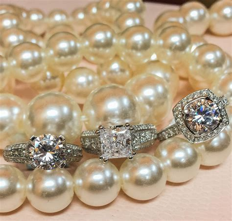diamonds and pearls for mother s day gift robbins