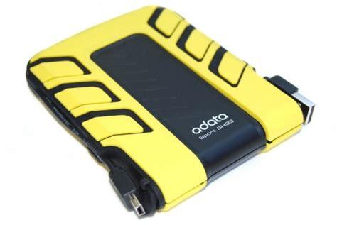 Hardisk Eksternal Murah Adata Sh93 320gb a data sh93 rugged portable drive review gt a data