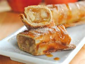 carolynn s recipe box cinnamon apple dessert chimichangas