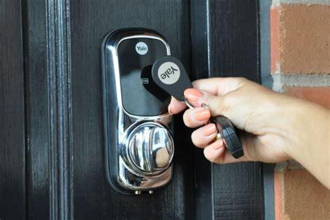 smart home yale keyless connected smart lock diy  bq