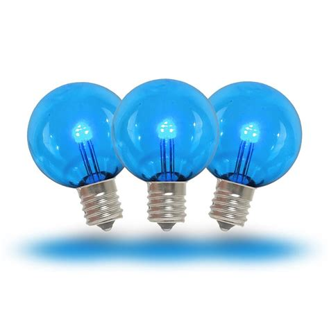 led replacement bulbs lights blue led g30 glass globe light bulbs novelty lights