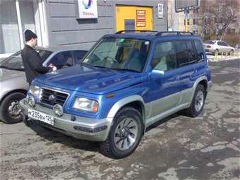 Suzuki Escudo 1996 1996 Suzuki Escudo For Sale