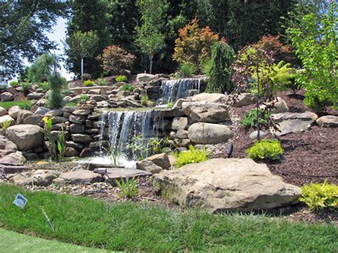 klein s lawn landscaping water features pondless