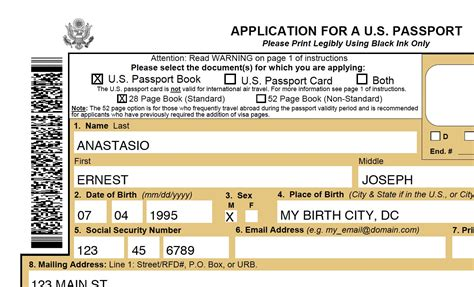 What Do I Need To Apply For Section 8 Housing by Expedited Child Passport Passport Services