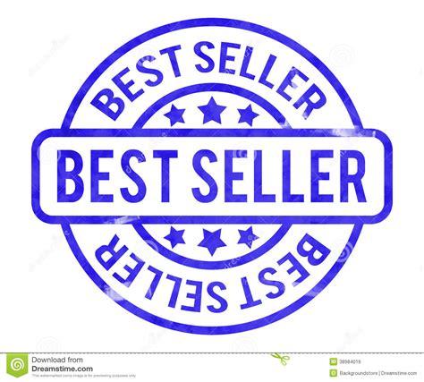 best seller pr best seller st stock illustration image 38984019