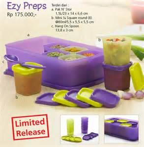 Produk Tupperware Terbaru ezy preps grosir tupperware purwokerto