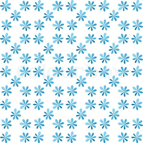 christmas pattern blue seamless blue flower for gift box christmas pattern