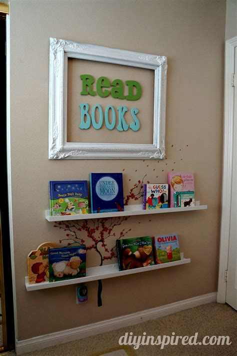 picture books for idea reading nook for diy inspired