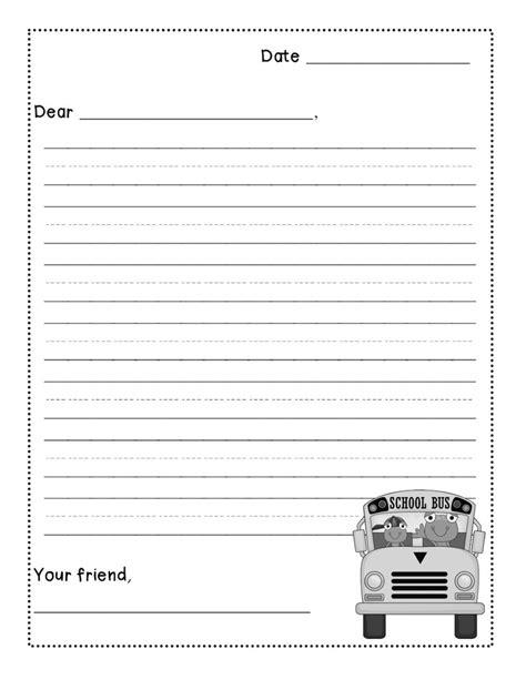 business letter template grade sample business letter