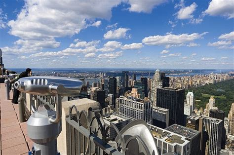 best observation decks nyc top of the rock observation deck new york attractions
