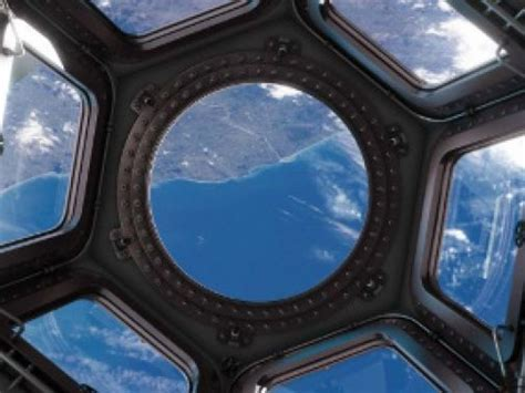 cupola iss iss cupola sciences et avenir