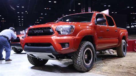 2016 Toyota Tacoma Diesel 2016 Toyota Tacoma Diesel Redesign Concept Test Mule