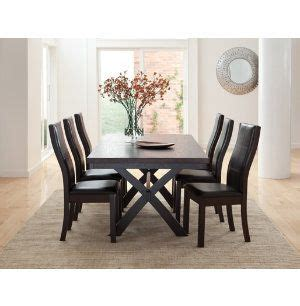 art van dining room sets cross town dining collection from art van table