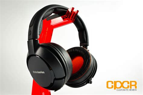 Headset Wireless Gaming review steelseries h wireless gaming headset custom pc review