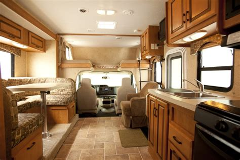 motor home interior midi motorhome mhb 6 berth rv canadream vehicle