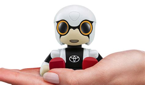 Toyota Robot Meet Toyota S R5 000 Robot Techcentral