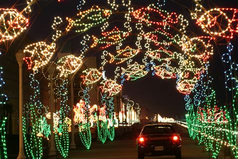 Norfolk Botanical Gardens Lights Best Places In Hton Roads To Look At Lights