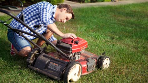 how to clean a lawn mower get your backyard spring ready realtor com 174