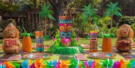 hawaii themed decorations hawaii decoration