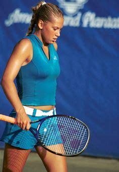 Kournikova Does The Thing by Sharapova And Sports Illustrated Kournikova