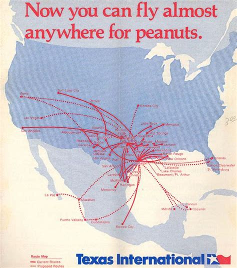 ta texas map 78 best tta trans texas airlines texas international images on international