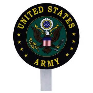 us army colors us army grave flag holder