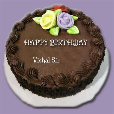 happy birthday vishal mp3 download write name on chocolate cake for your friend