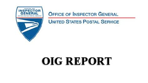 oig: usps problems with advertising contractors and