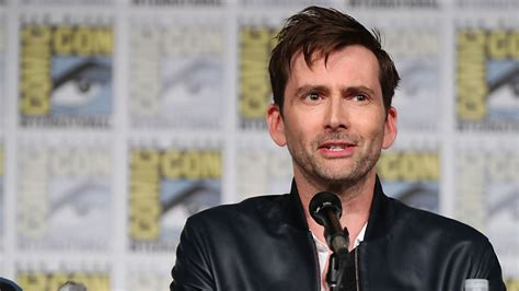 david tennant ginger david tennant finally goes ginger for good omens with