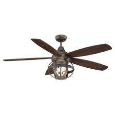 wine barrel ceiling fan rustic ceiling fans on rustic lighting