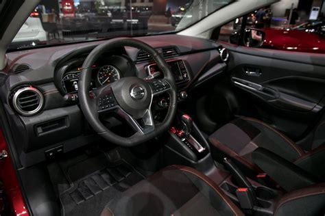 nissan versa 2020 interior 2020 nissan versa a small car with big room news