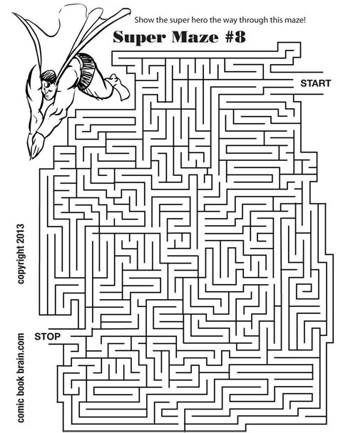 printable maze sheets summer kindergarten worksheet free printable mazes summer